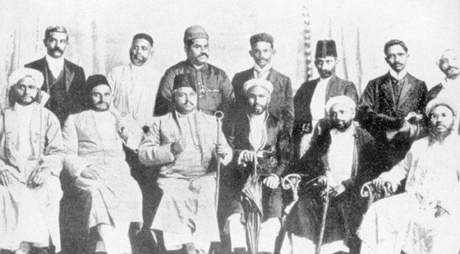 Засновники Натальського індійського конгресу