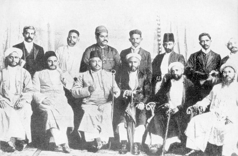 Засновники Індійського конгресу Наталю