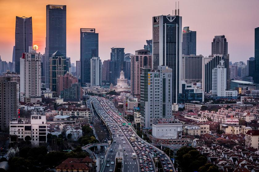 Сучасний Шанхай