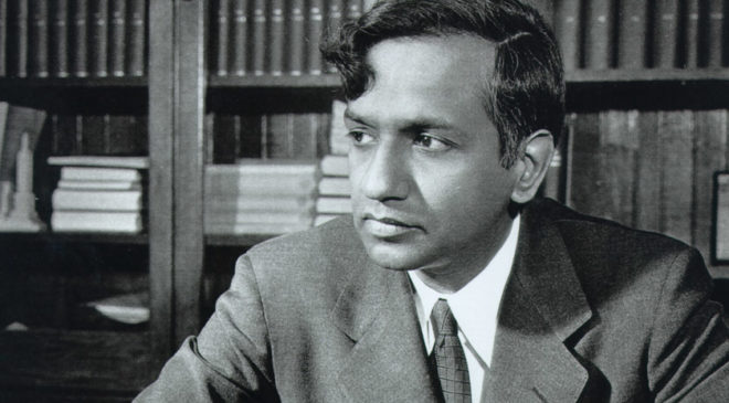 Субрахманьян Чандрасекар