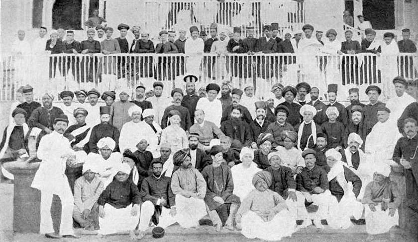 Перша сесія Індійського національного конгресу