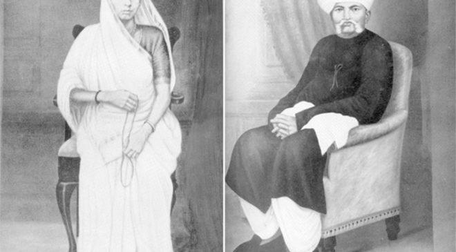 Батьки Магатми Ганді