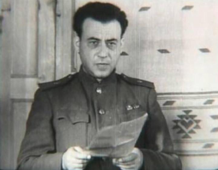 Леонід Первомайський