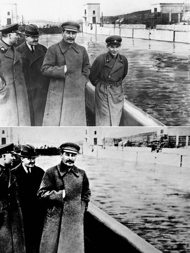 Нарком внутрішніх справ СССР Ніколай Єжов