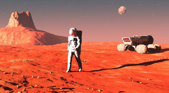 Новий дім – Марс: огляд наукових прогнозів