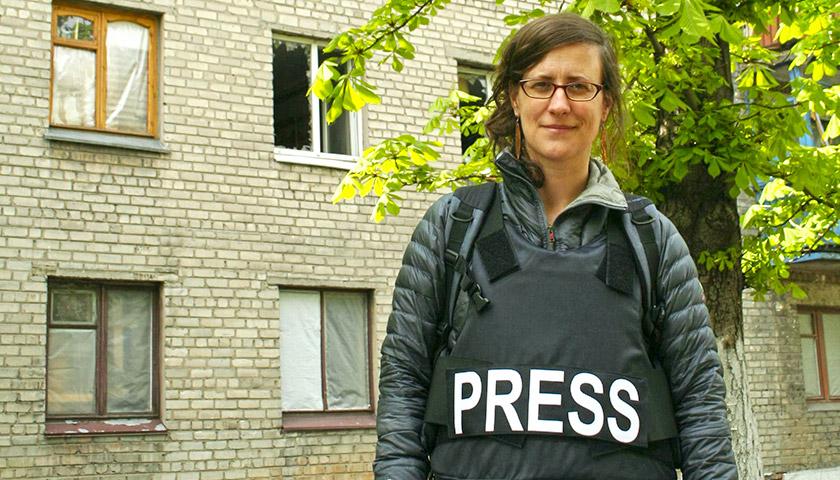 Ютта Зоммербауер: «Події на Сході України є війною через активне втручання Росії»
