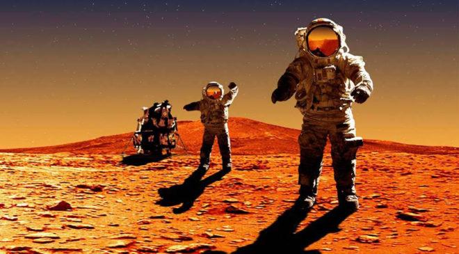 Перші марсіани