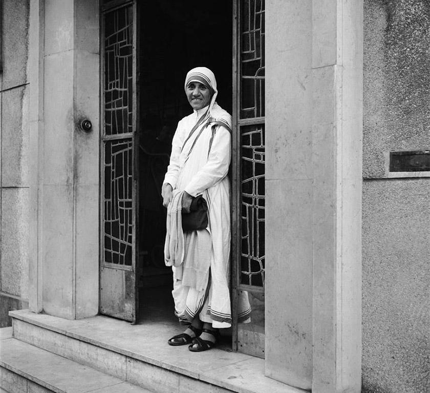 Матір Тереза. Париж, 1965 рік