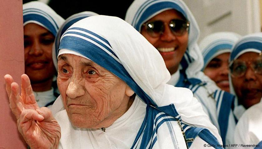 Свята матір Тереза: нобелівська лауреатка, що підкорила світ любов'ю