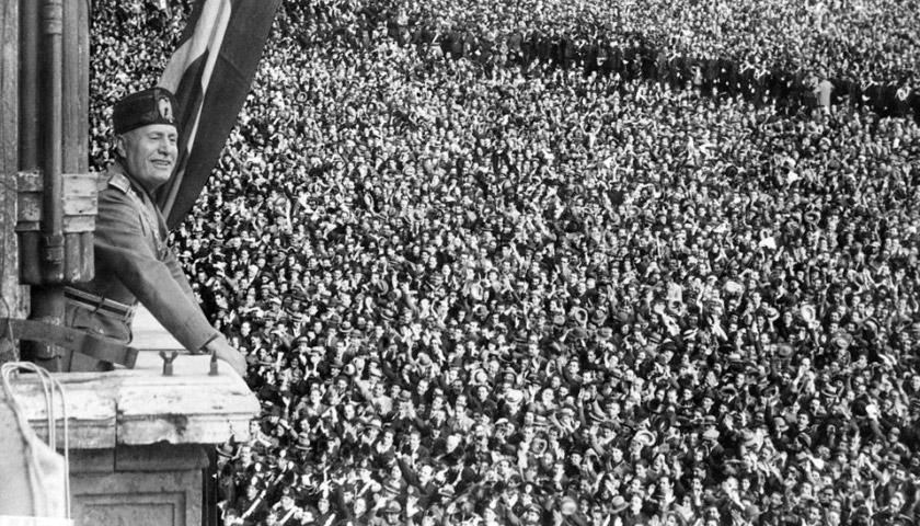 Беніто Муссоліні. Історія засновника італійського фашизму