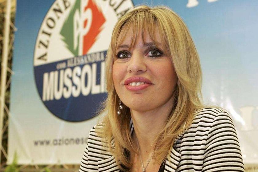 Алессандра Муссоліні