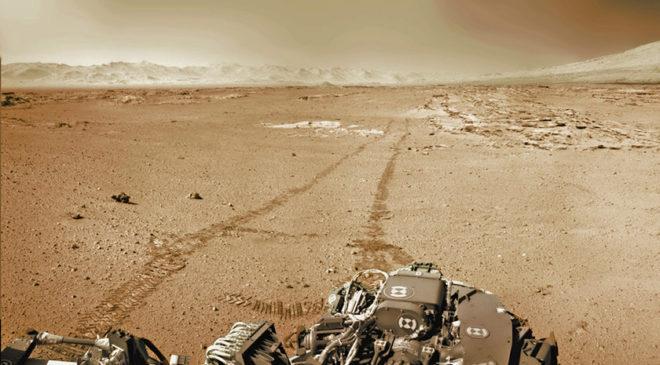 Марсіанський краєвид