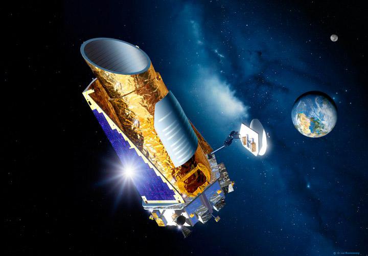 Космічний телескоп «Кеплер»
