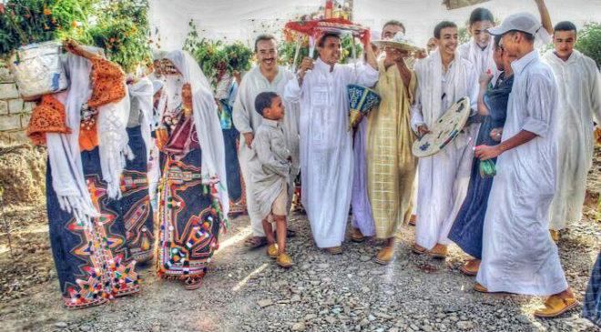 Традиційне марокканське весілля