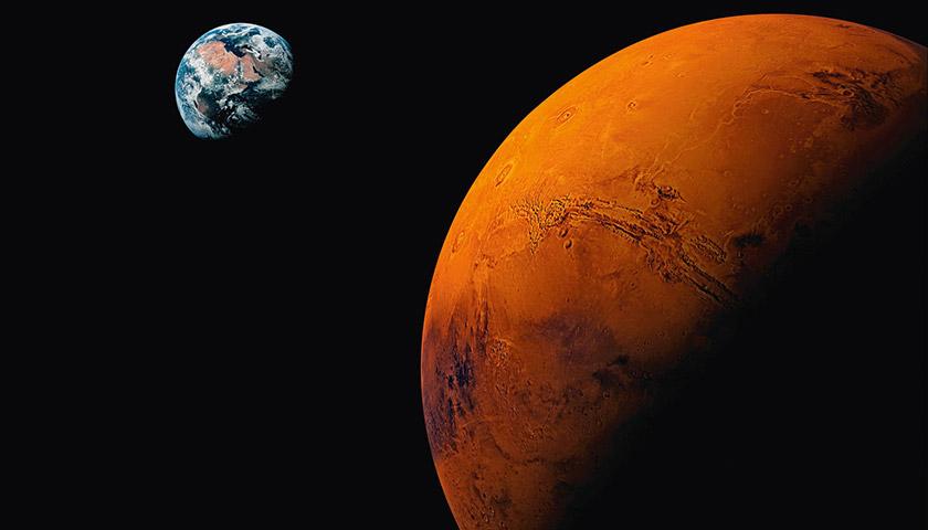 Марс і Земля: чи варто людству шукати нову планету для життя?