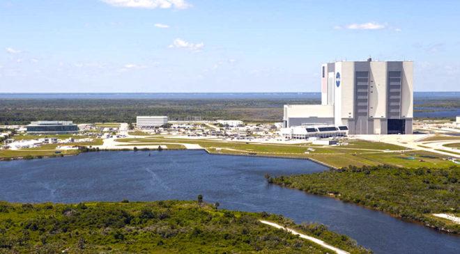 Космічний центр Кеннеді
