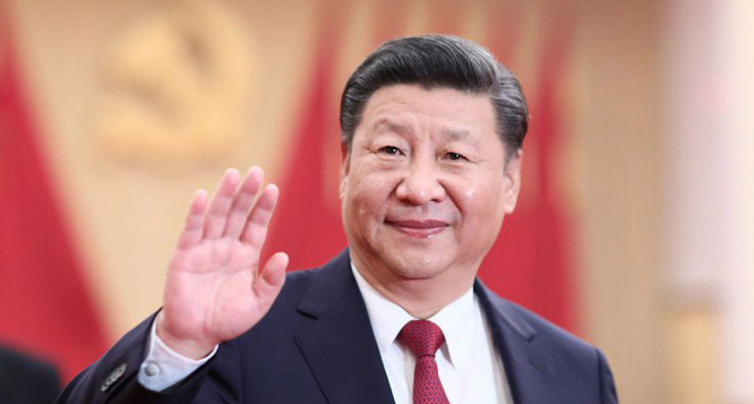 Сі Цзіньпін, голова КНР