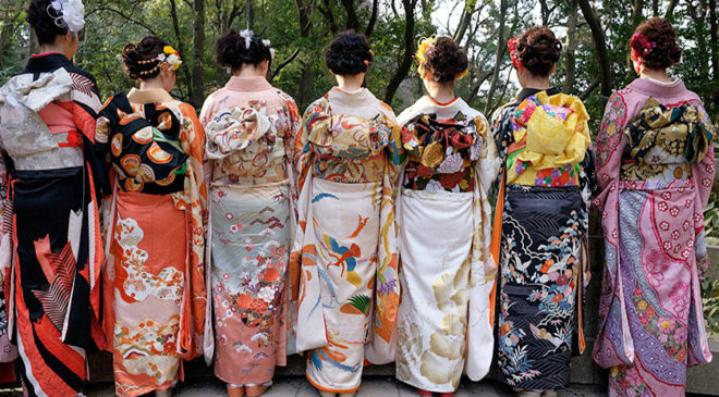 Уроки Японії