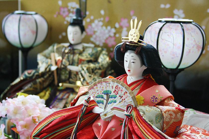 Традиційні ляльки-символи дівчаток