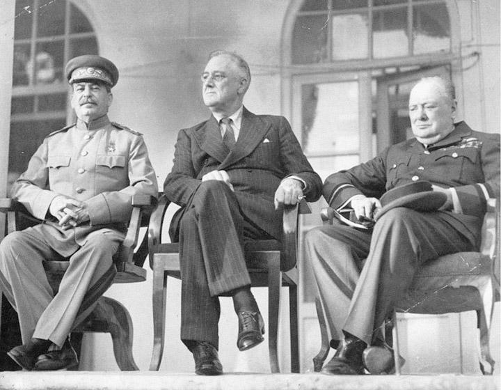 Тегеран 1943