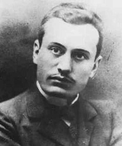 Беніто Муссоліні