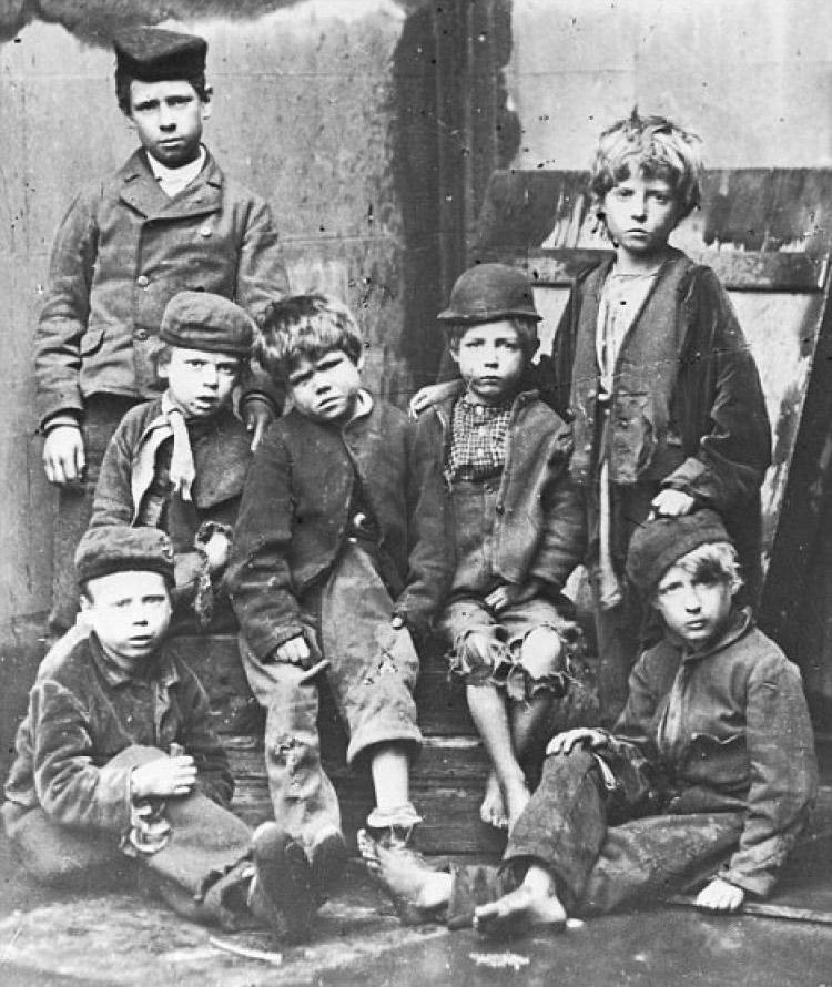 Діти Об'єднаного Королівства