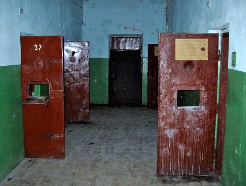 Камери «Тюрми на Лонцького»