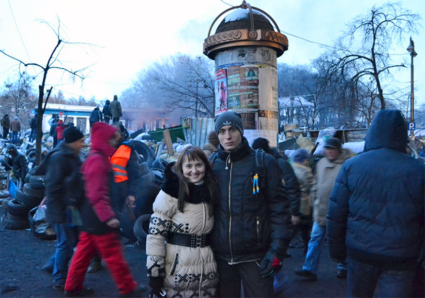 Бойовий Євромайдан
