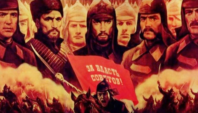 Десять способів поголити Карла Маркса. Панорама більшовицької революції (ч. 2)