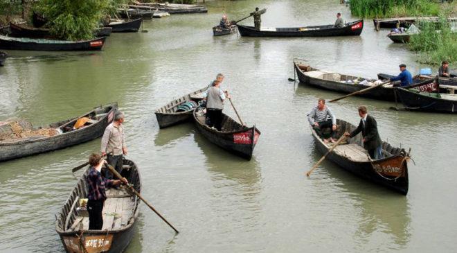 Знаменита українська Венеція – містечко Вилкове