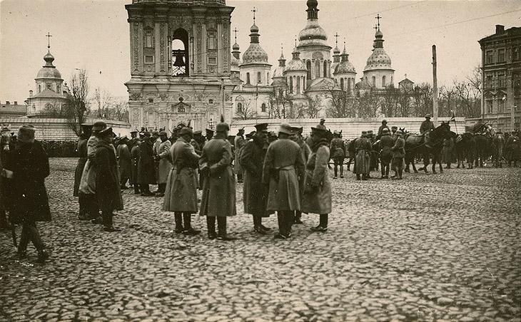 Німці у Києві. 1918 р.