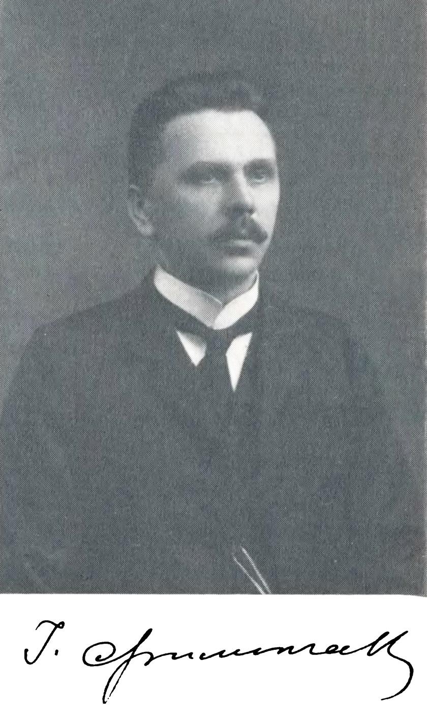 Іван Филипчак, фото 1900-х рр.