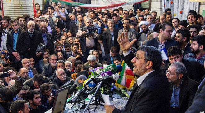 Екс-президент Махмуд Ахмадінеджад