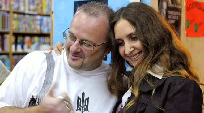 З відомим співаком і телеведучим Романом Чайкою