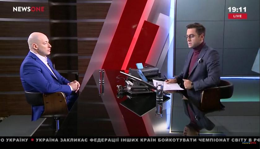 Прямий ефір з Тиграном Мартиросяном на NewsОne