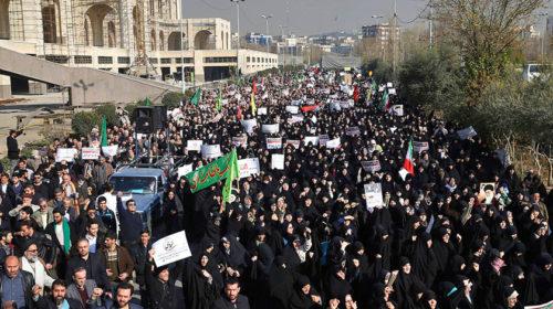 Протести в Ірані. Погляд зсередини