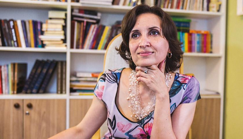 Мар'яна Савка: «Все життя я вчилася долати фобії та страхи»
