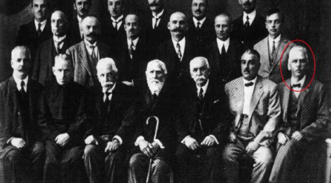 Перше зібрання самбірських інтелігентів-українців
