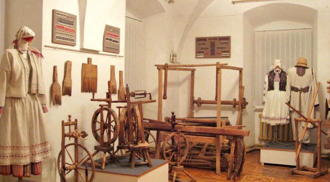 Експозиція музею «Бойківщина» у Самборі