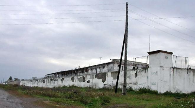 Один із численних таборів системи ГУЛАГ у м. Тайшет