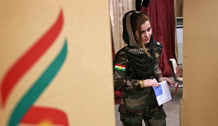 На референдумі в Іракському Курдистані