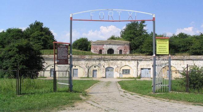 У Дуньковичках зберігся відомий з кінця ХІХ ст. форт XI