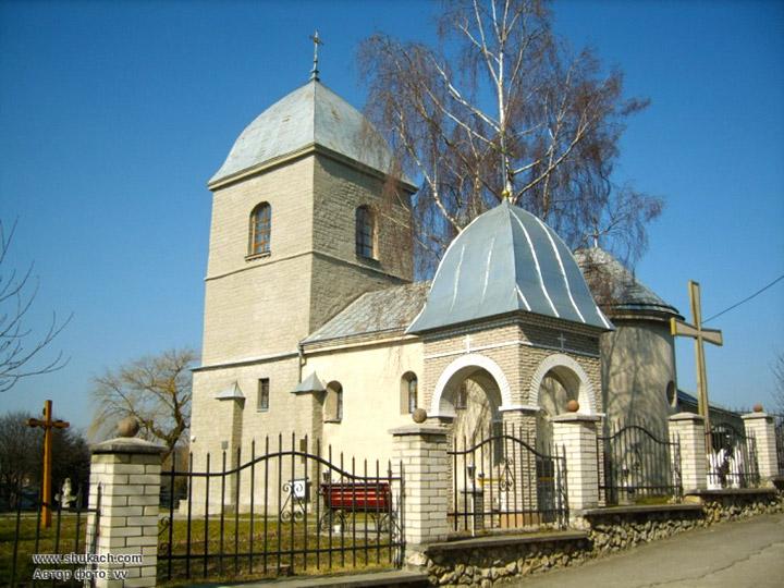 Церква Воздвиження Чесного Христа