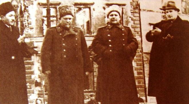 Члени Польського комітету національного визволення