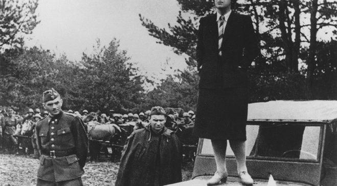 Польська письменниця і комуністка Ванда Василевська