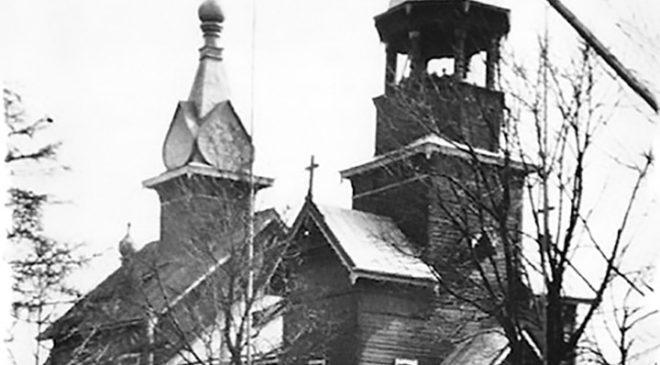 Церква села Збереже