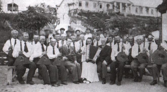 Концерт в Нарві, 1947