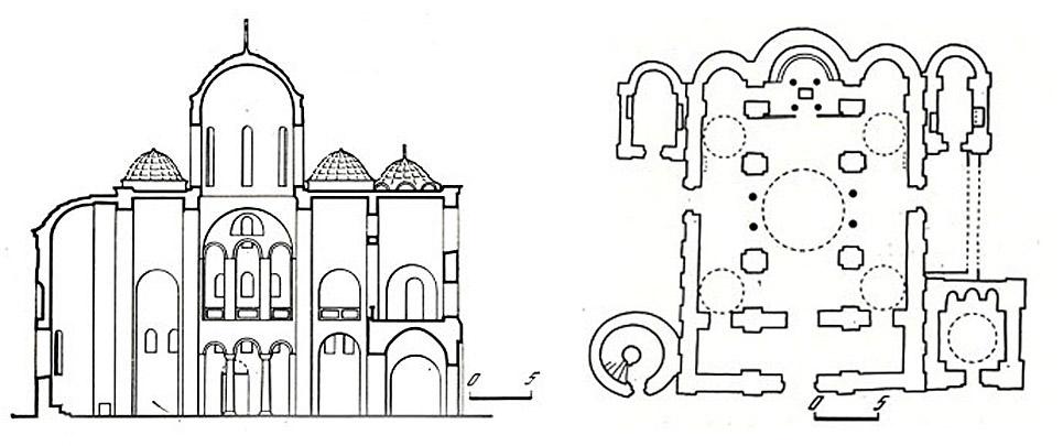 Первісний план собору