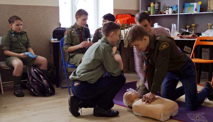 «Маленький рятівник» – проект, що зберігає життя