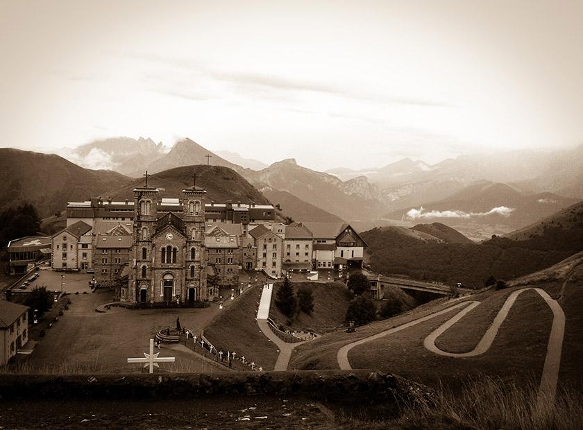 La Salette, Alps